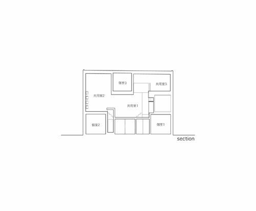 新大江の住宅