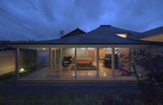 中津の住宅