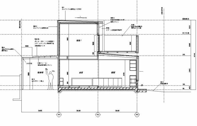 南風台の住宅